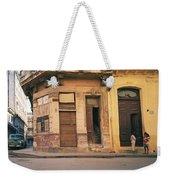 Life In Old Havana Weekender Tote Bag