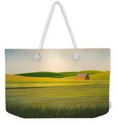 Old Highway 95 Weekender Tote Bag