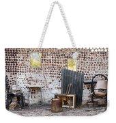 Old Home Interior Weekender Tote Bag