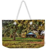 Old Home On 98 Weekender Tote Bag