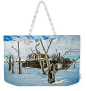 Old House 3 Weekender Tote Bag
