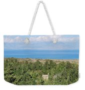 Old House By The Beach Weekender Tote Bag