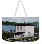 Old House - If Walls Could Talk Weekender Tote Bag