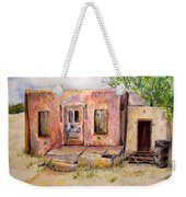 Old House In Clovis Nm Weekender Tote Bag