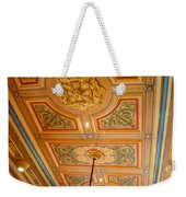 Old House Of Delegates Room Of The Maryland State House Weekender Tote Bag