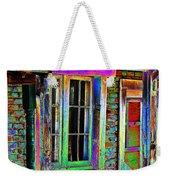 Old House Pop Art Weekender Tote Bag