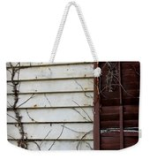 Old House Red Shutter 4 Weekender Tote Bag