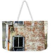 Old House Two Windows 13104 Weekender Tote Bag
