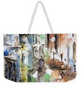 Old Houses Of San Juan Weekender Tote Bag