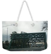 Old Iron Bridge Weekender Tote Bag