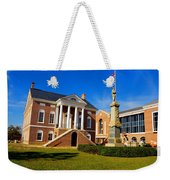 Old Lancaster County Court House Weekender Tote Bag