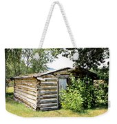 Old Log Homestead IIi Weekender Tote Bag