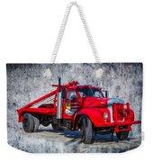 Old Mack Truck Weekender Tote Bag
