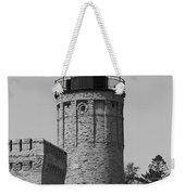 Old Mackinac Point Lighthouse Weekender Tote Bag