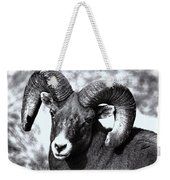 Old Man On The Mountain Weekender Tote Bag