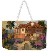 Old Mansion Costa Del Sol Weekender Tote Bag