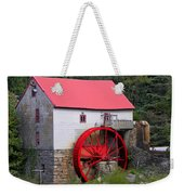 Old Mill Of Guilford Weekender Tote Bag