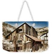 Old Mine Shack Weekender Tote Bag