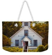 Old Mission Point Light House 02 Weekender Tote Bag