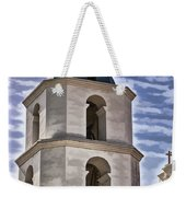 Old Mission San Luis Rey Tower - California Weekender Tote Bag