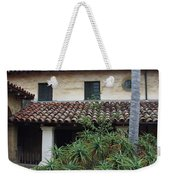 Old Mission Santa Barbara Weekender Tote Bag