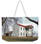 Old Missouri Mansion Weekender Tote Bag