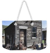 Old Molson Ghost Town Assay Office Weekender Tote Bag