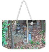 Old Mountain Still Weekender Tote Bag