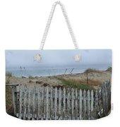 Old Nantucket Fence Weekender Tote Bag