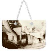 Old Neighborhood Weekender Tote Bag