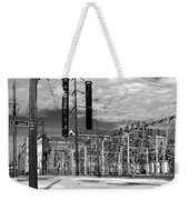 Old New Orleans Power Plant Weekender Tote Bag