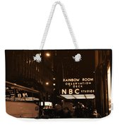Old New York Weekender Tote Bag
