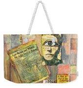 Old News Weekender Tote Bag