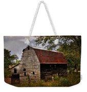 Old Oak Barn Weekender Tote Bag by Marty Koch