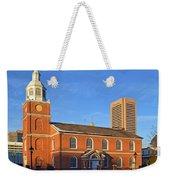 Old Otterbein United Methodist Church Weekender Tote Bag