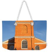Old Otterbein United Methodist Church Entry Weekender Tote Bag