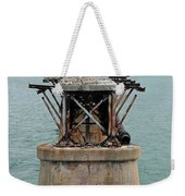 Old Overseas Hgwy Bridge 2 Weekender Tote Bag