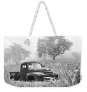 Old Pick Up Truck Weekender Tote Bag