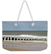 Old Pilings Weekender Tote Bag