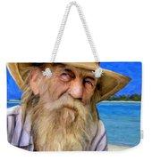 Old Pirate Bill Weekender Tote Bag