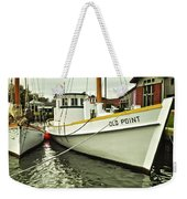 Old Point St. Michaels Weekender Tote Bag