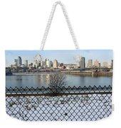 Old Port Of Montreal Weekender Tote Bag