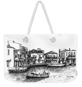 Old Port- Rethymno Weekender Tote Bag