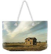 Old Prairie Homestead Weekender Tote Bag