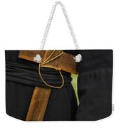 Old Priest Weekender Tote Bag