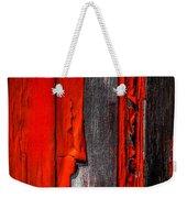 Old Red Barn One Weekender Tote Bag