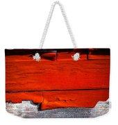 Old Red Barn Three Weekender Tote Bag