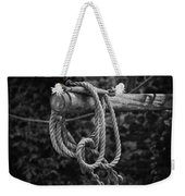 Old Rope Weekender Tote Bag