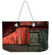 Old Rr Snow Plow  Weekender Tote Bag