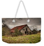 Old Rustic Barn Weekender Tote Bag